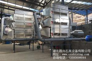 精制高纯石英砂烘干机节能温控立式烘塔